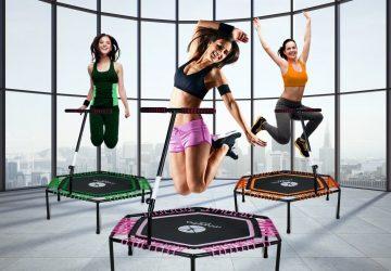 Trampoline+fitness